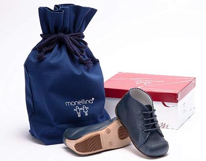モネリーナの靴のラッピング