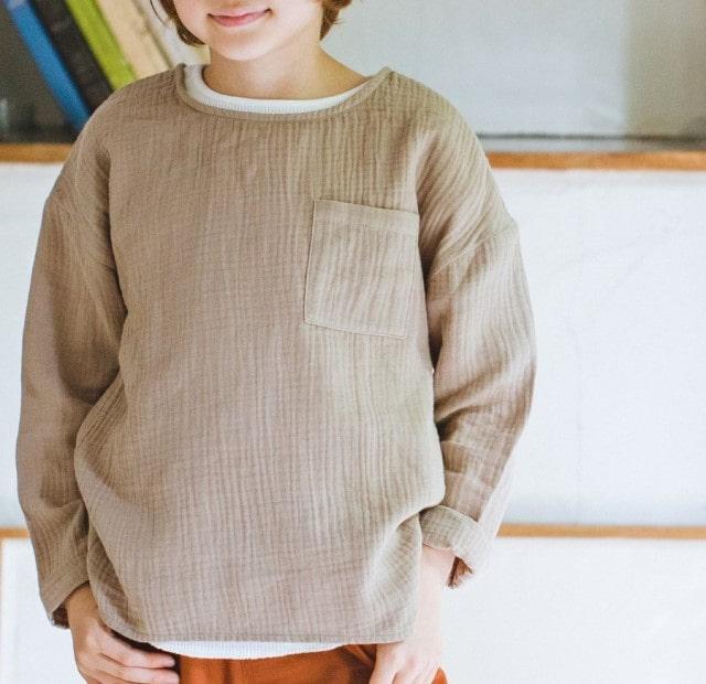 ペアマノンの子供服