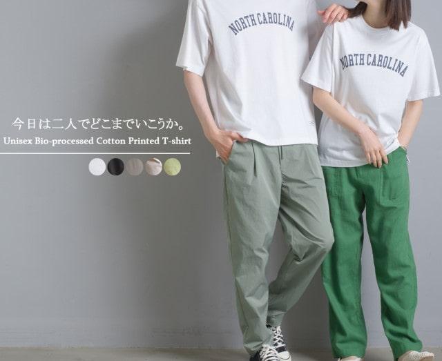 OMNESのTシャツ